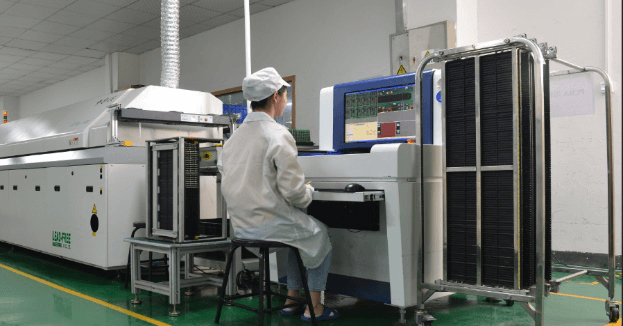 Automated Optical Inspection (AOI) pcb