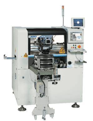 Component insertion machine pcb