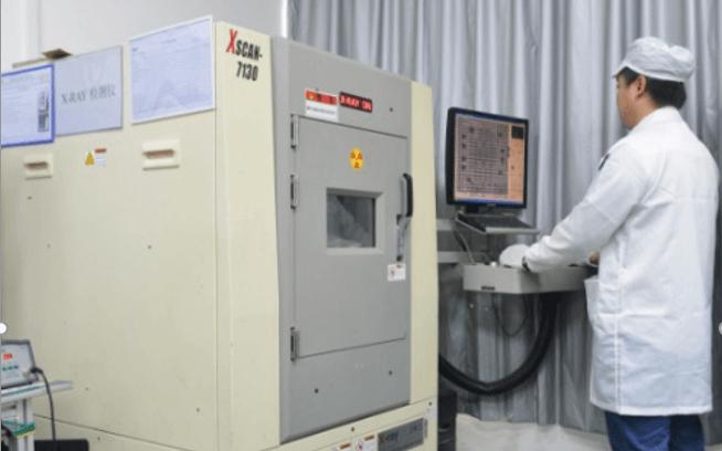 X-Ray BGA Inspection pcb